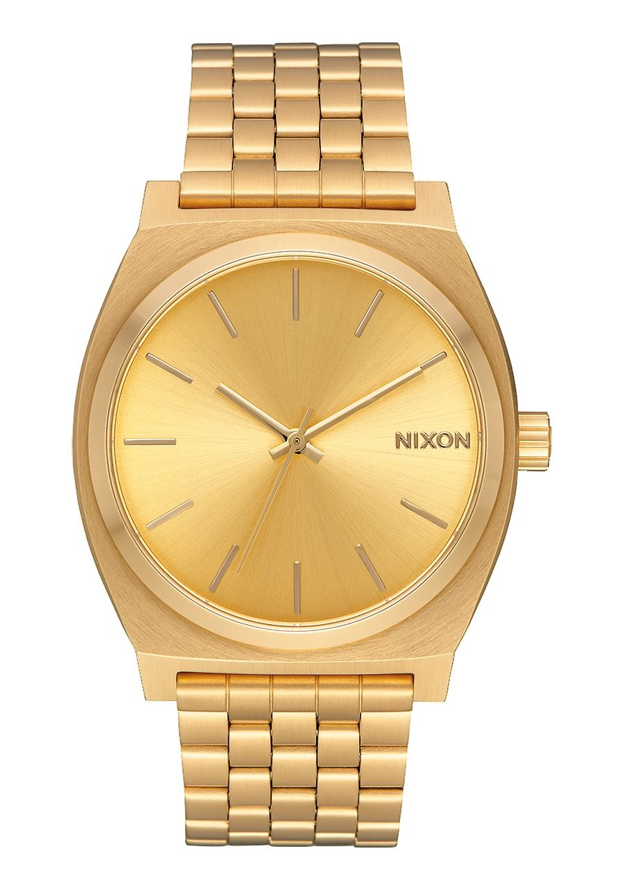 Montre or time teller Nixon homme