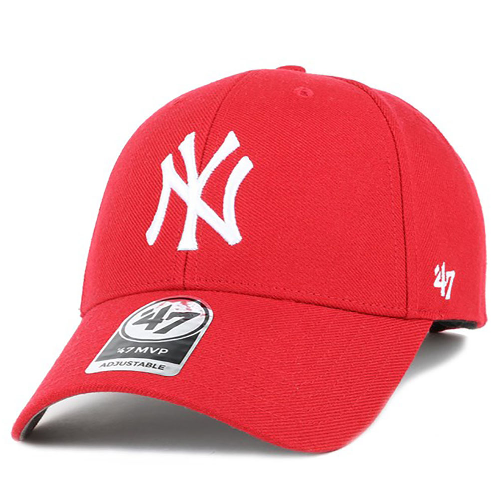Casquette New York Yankees 47 - rouge