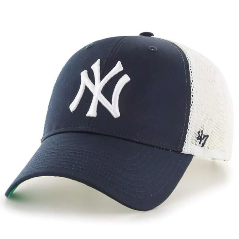 Casquette New York Branson Forty Seven - navy white