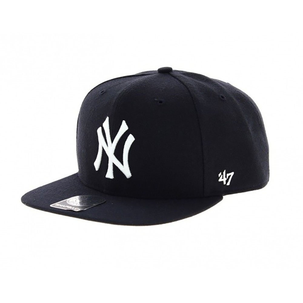 Casquette cold plate New York Forty seven - Navy