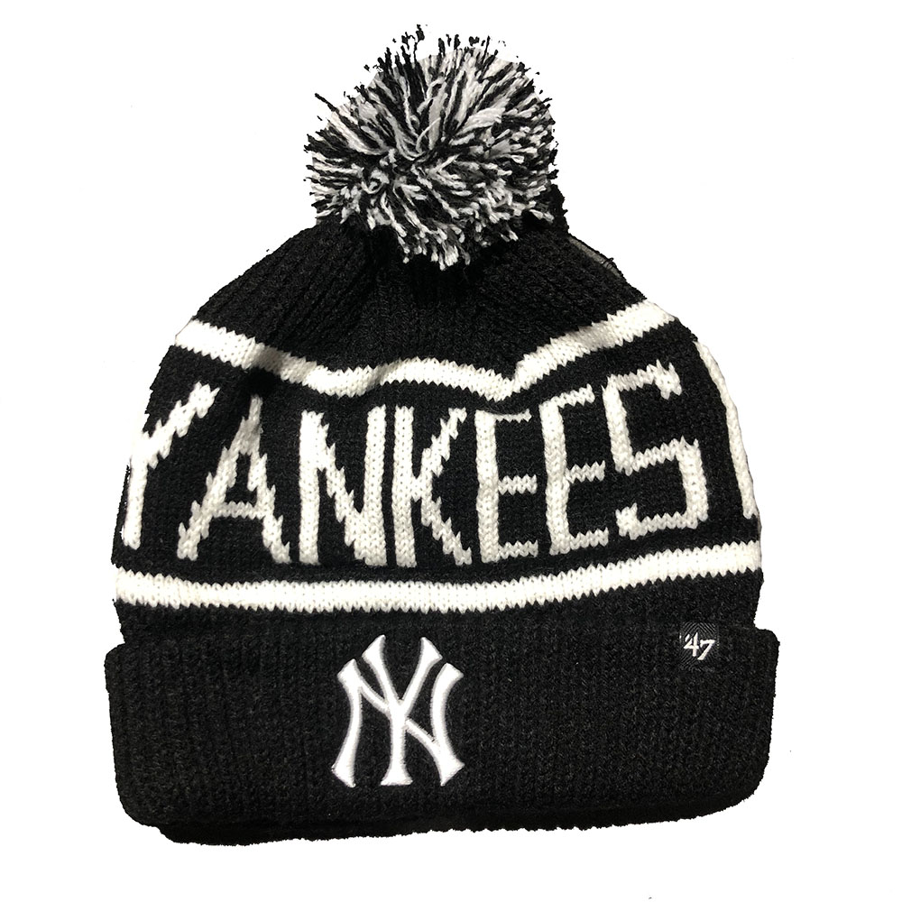 Bonnet NY Yankees noir - Forty Seven
