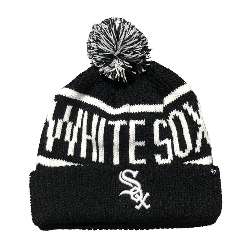 Bonnet White Sox noir - Forty Seven