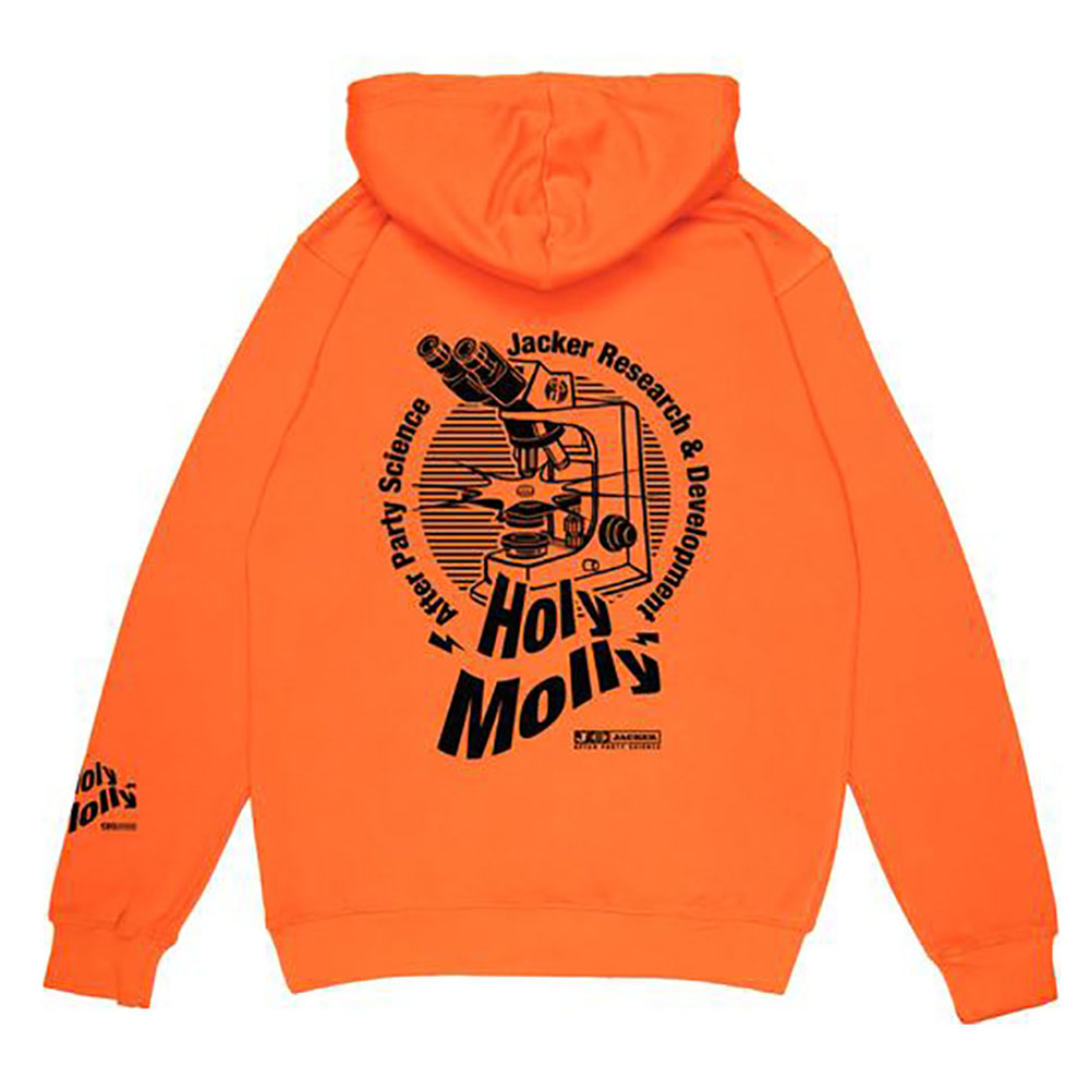 Sweat Jacker Holy molly - orange