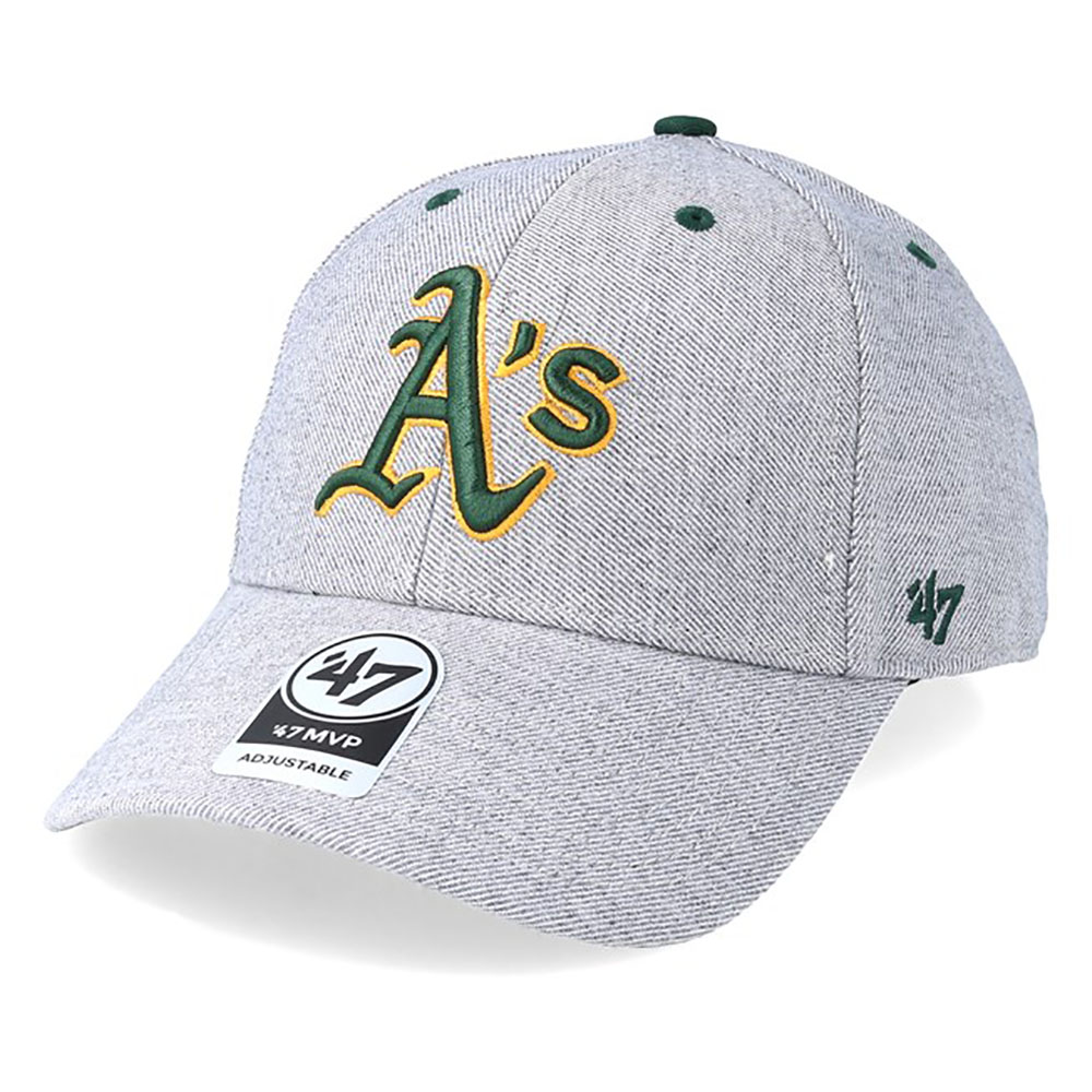 Casquette-baseball-47-grise-oakland-athletics