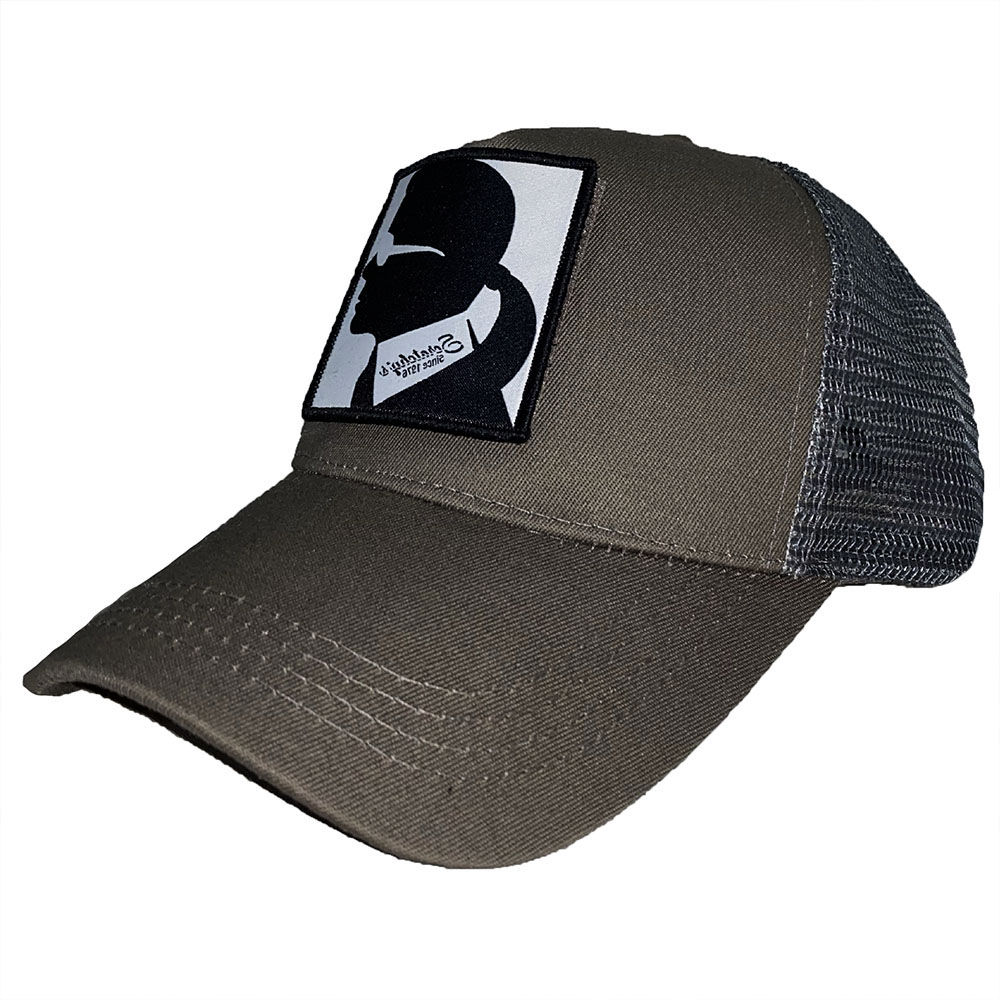 Casquette-Scratchys-Grise-Logo-Karl-Lagerfeld