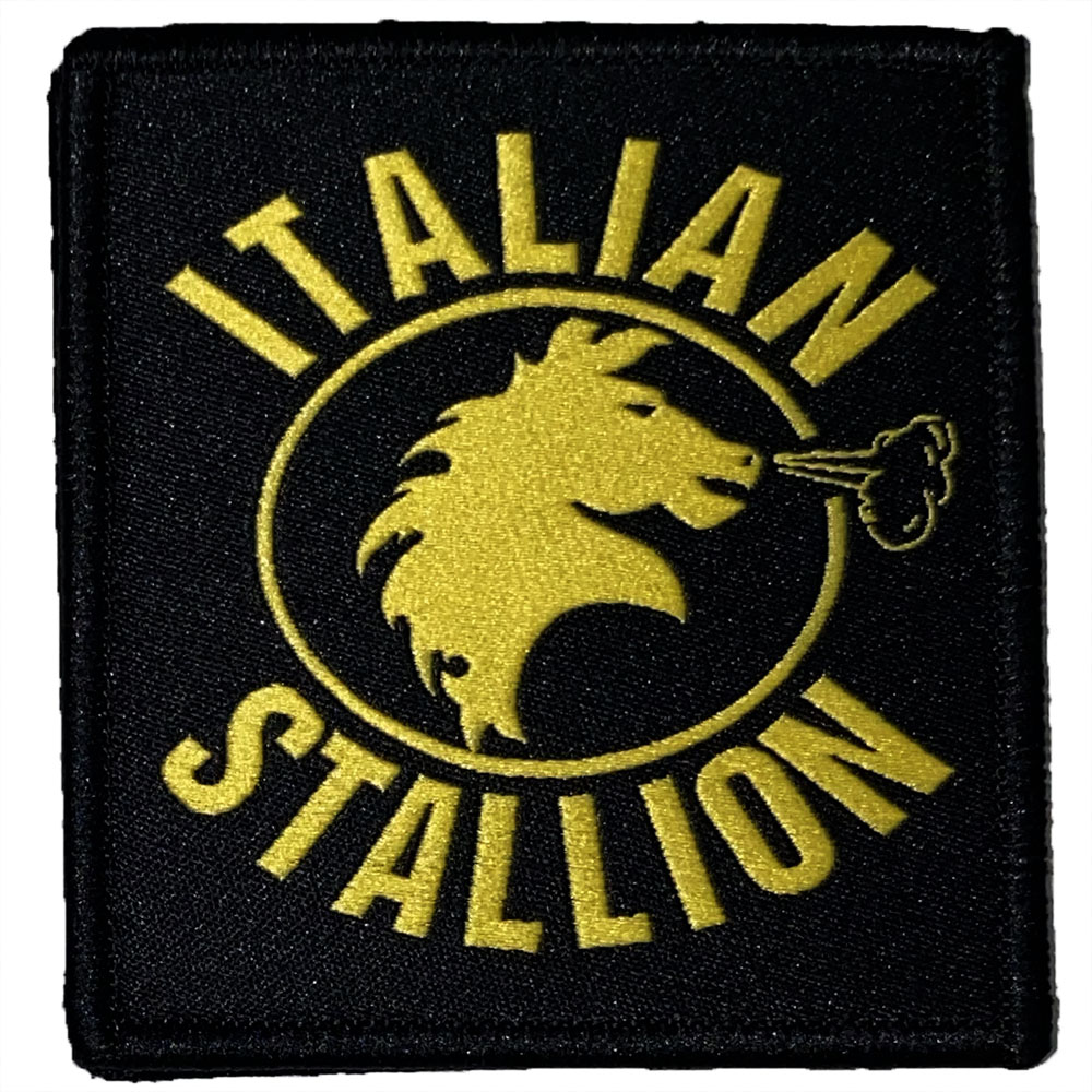 Patch-Italian-Stallion-Interchangeable-Scratchys