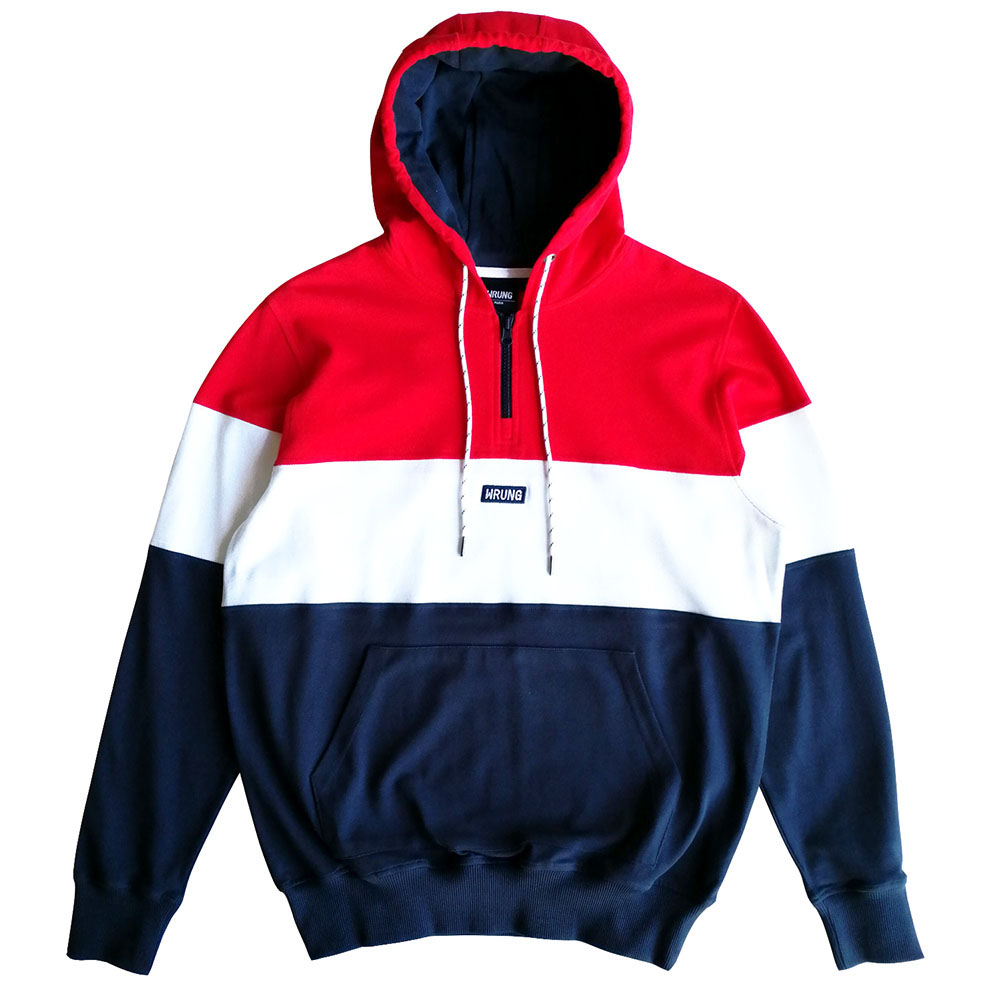 sweat-hank-wrung-à-capuche-bleu-marine copie