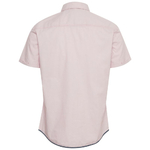blend-homme-chemise-rose-clair-manches-courtes