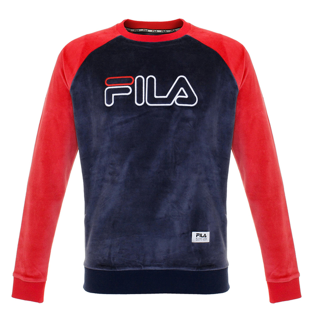 pull fila homme fila vintage sweat homme. Black Bedroom Furniture Sets. Home Design Ideas