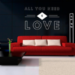 sticker-all-you-need-is-love-blanc