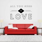 sticker-all-you-need-is-love-noir