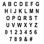 Typographie-arial