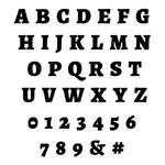 Typographie-alegreya