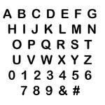 Typographie-arial-arrondi
