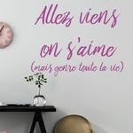 sticker-viens-on-saime-violet - Copie