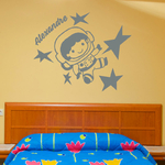 sticker-prenoms-astronaute-gris