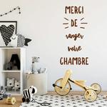stickers-ranger-votre-chambre-marron