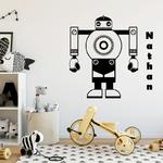 sticker-robot-prenom-noir