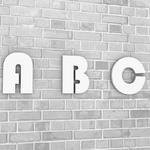 Lettres-PVC-bauhaus-10mm