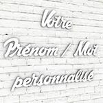 Prenom-Mot-personnalise-typo-mastoc-alu-blanc