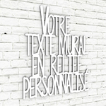 texte-mural-perso-typo-photographs-alu-blanc