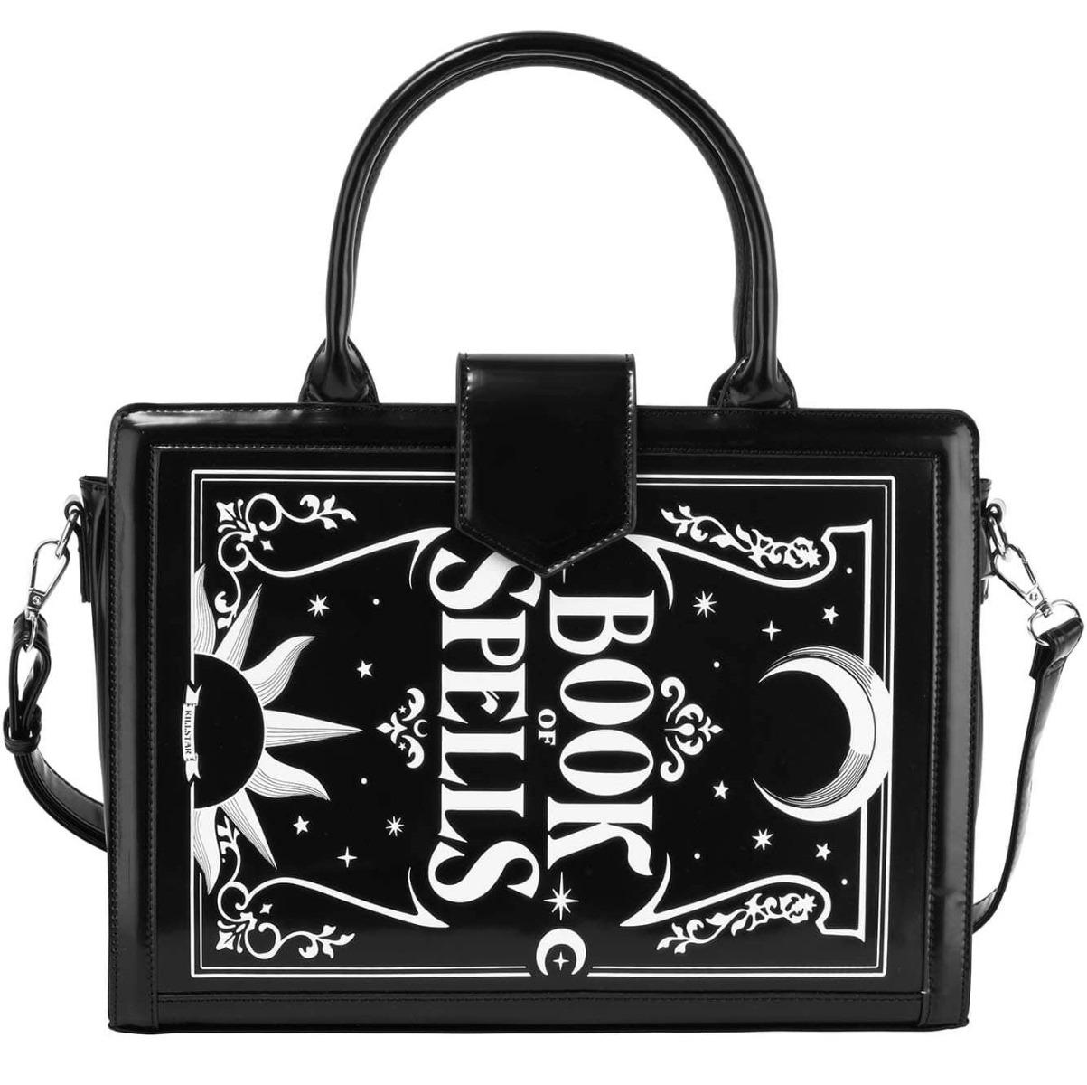 ks02749bb_sac-a-main-gothique-glam-rock-livre-totebag-spellsbook