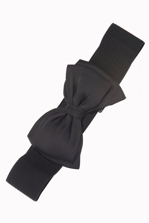 bnac2220bl_ceinture-retro-pin-up-rockabilly-50-s-elastique-noeud