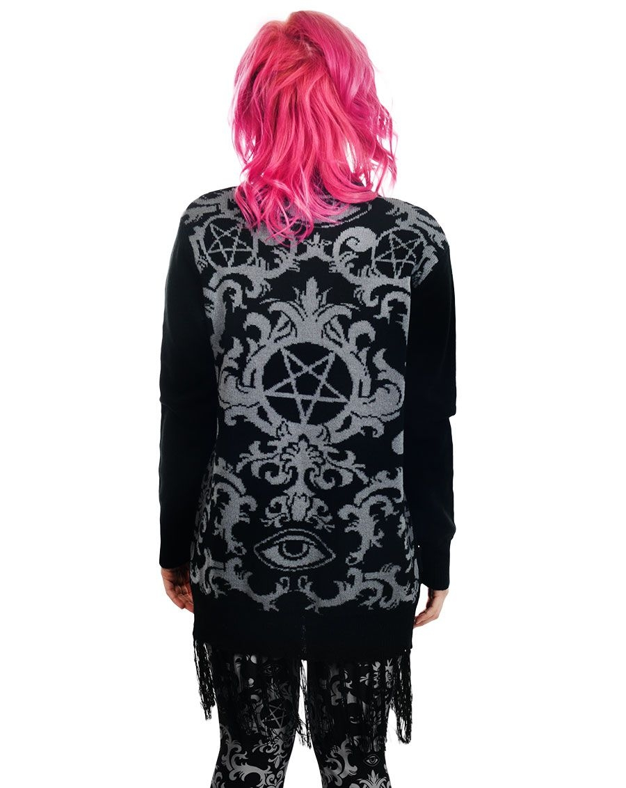 tfwcfrbarpt_long-cardigan-gilet-gothique-boho-witch-fringe-baroque-pentagram