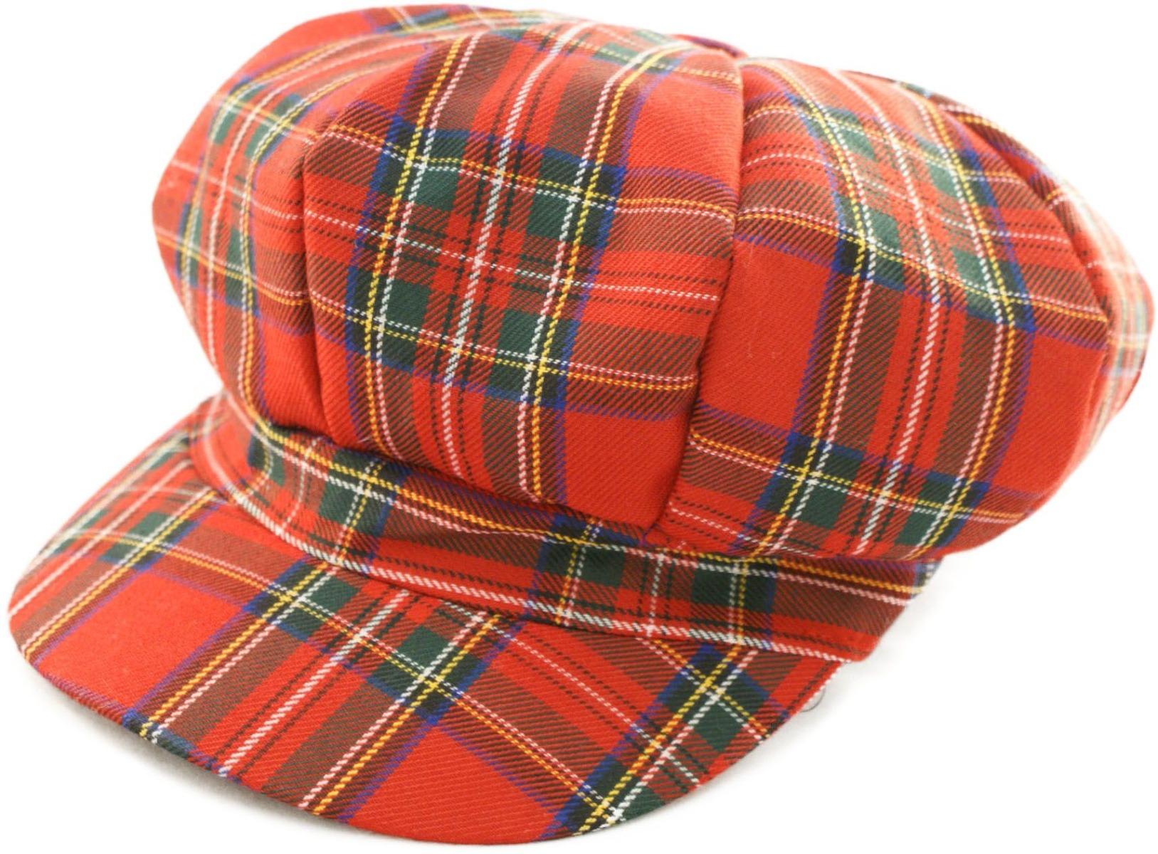 eae1643_chapeau-casquette-pin-up-40-s-50-s-retro-rockabilly-ecossais-rouge