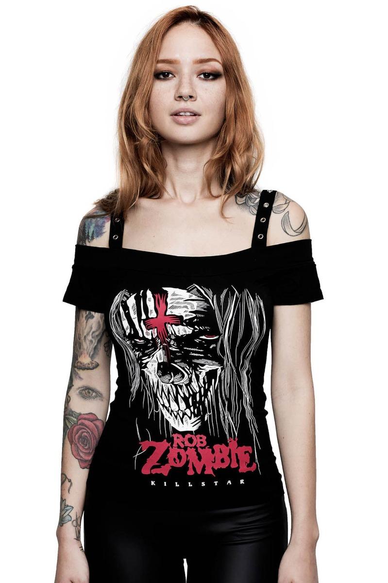 ks0705_top-haut-gothique-glam-rock-rob-zombie-bardot-the-end