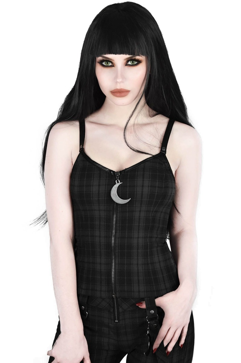 ks1154_top-debardeur-gothique-glam-rock-zip-darklands-ecossais