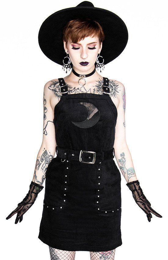 redr001_robe-gothique-glam-rock-salopette-crescent