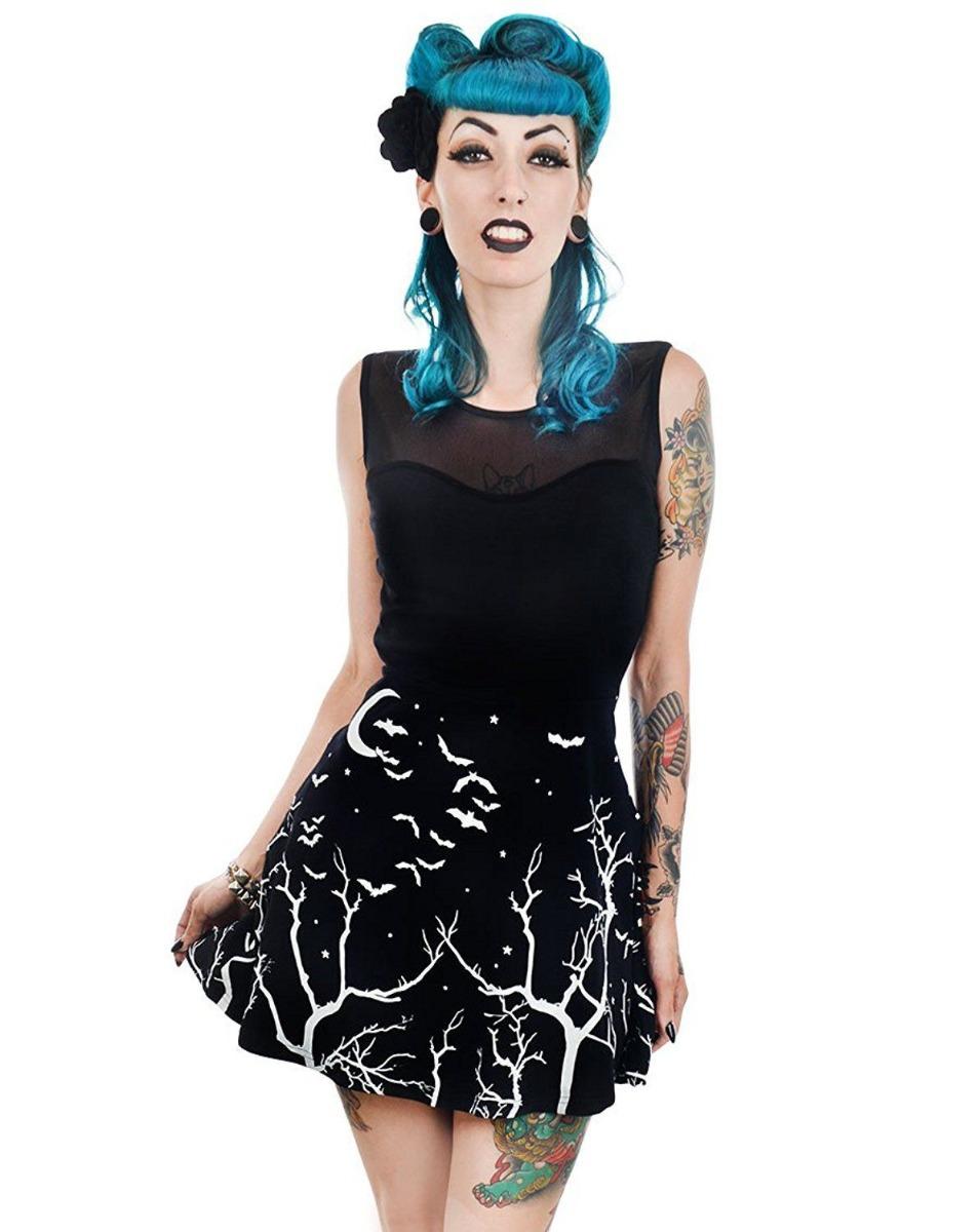 tfwdevmsky_mini_robe_gothique_glam_rock_witch_midnight_sky