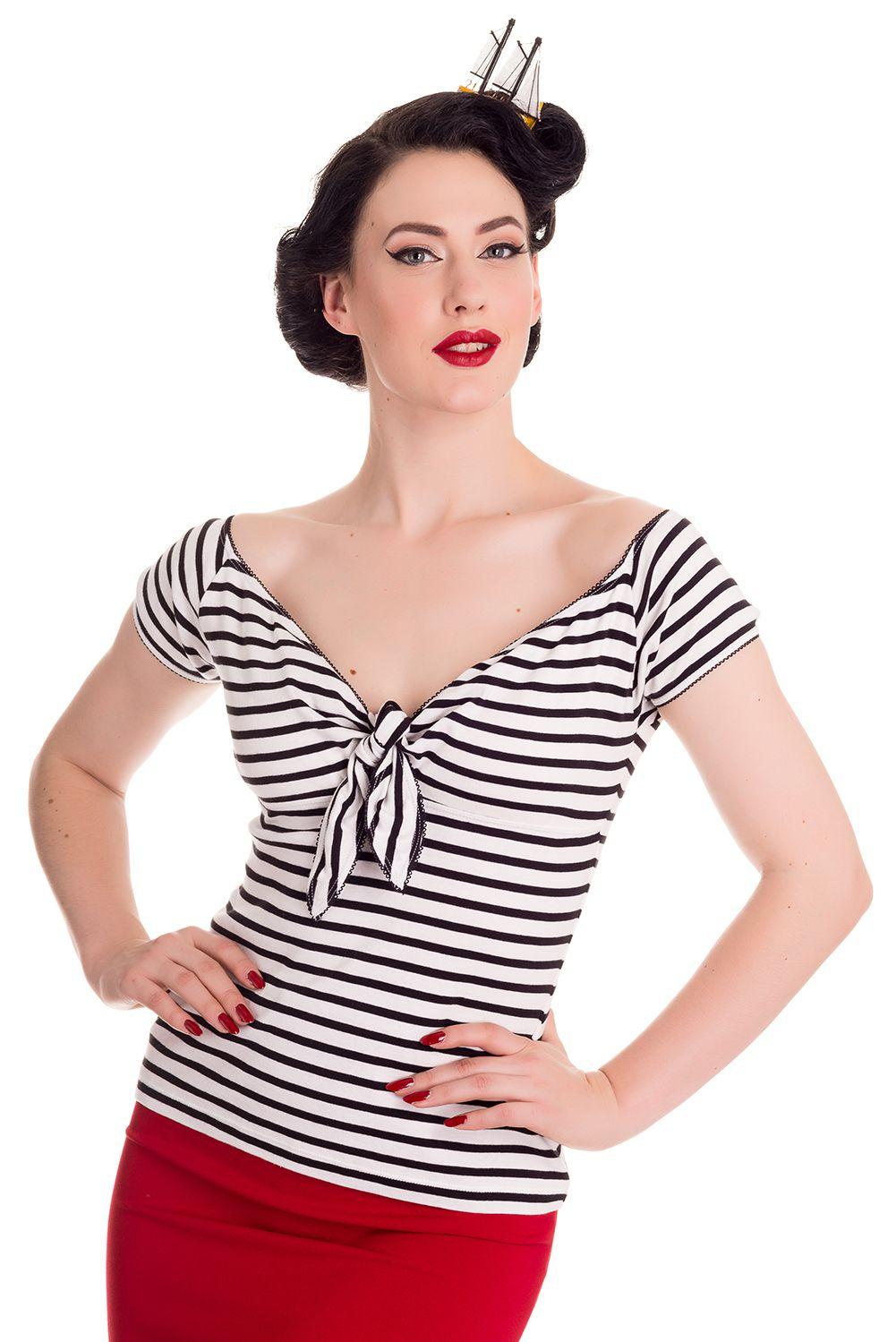 ps6453b_top_tee_shirt_rockabilly_pin-up_r_tro_50_s_sailor_dolly