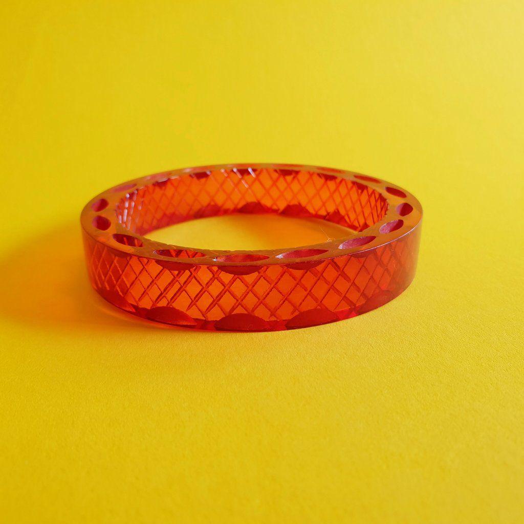 bcba001_bracelet-bangle-retro-50-s-pin-up-rockabilly-fakelite-snake-charmer-red
