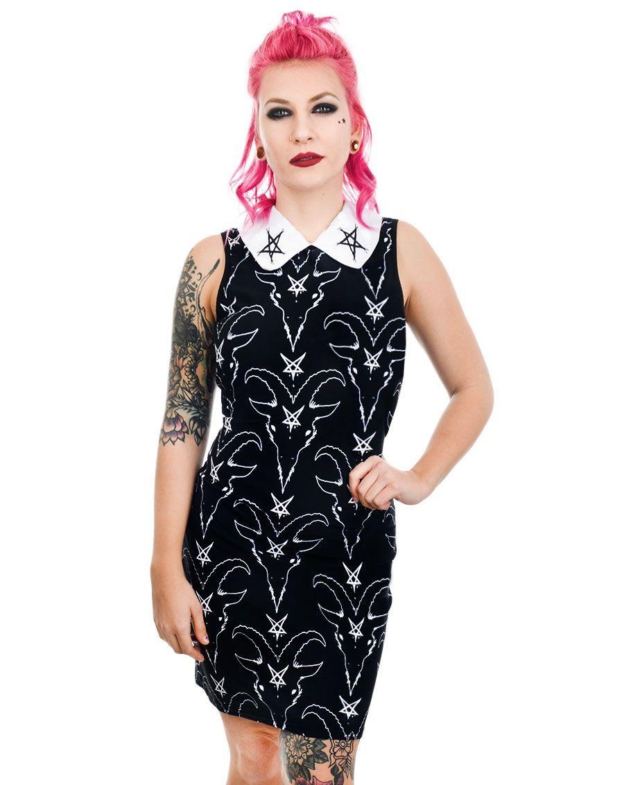 tfwdcogoat_mini-robe-gothique-glam-rock-satanic-goat