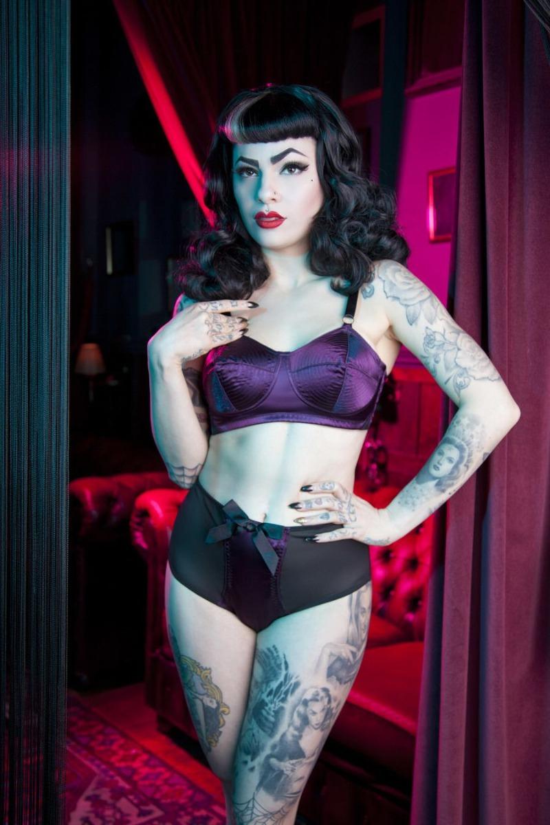 plbp036pl_culotte-retro-40-s-50-s-pin-up-taille-haute-stitch-violet
