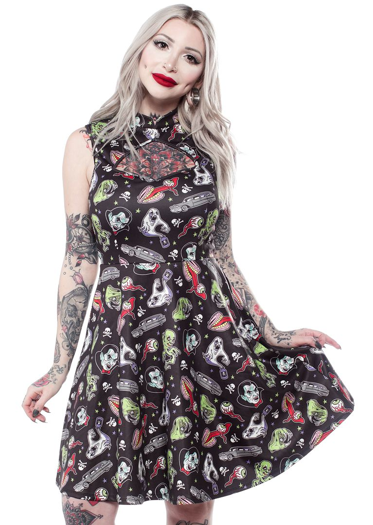 spdr432_robe-gothique-psychobilly-ghastly-ghouls-monsters