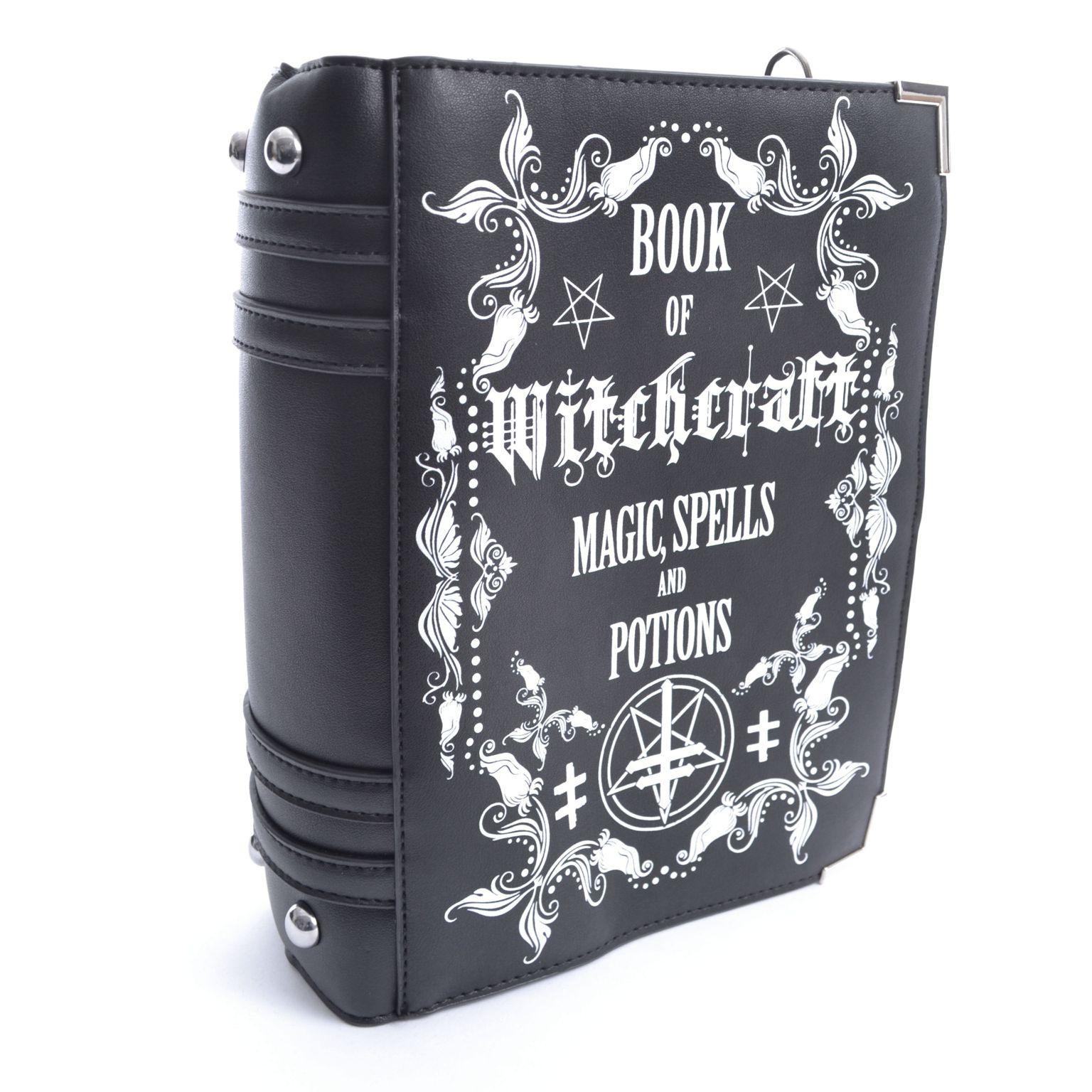 SPBA001_sac-a-main-gothique-glam-rock-livre-witchcraft
