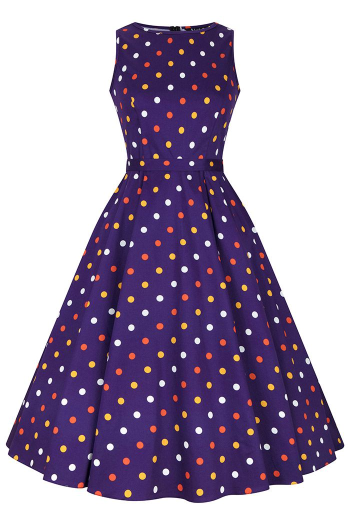 LVHEP001_robe-retro-pinup-50s-rockabilly-lady-vintage-hepburn-halloween-polka