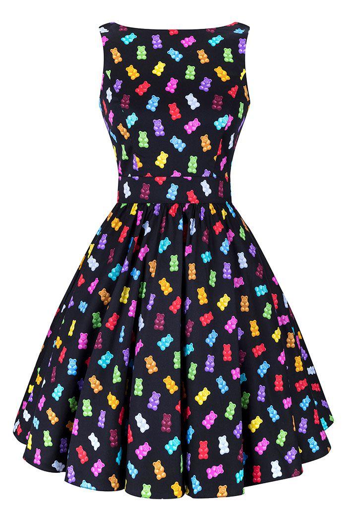 LVTEA001_robe-retro-pinup-50s-rockabilly-lady-vintage-tea-party-black-gummy