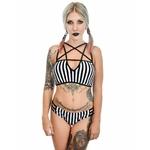 tfwswptstribbb_bas_maillot_de_bain_bikini_gothique_glam_rock_stripe