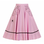 ps5395pnkbbb_jupe-gothique-rockabilly-gothabilly-circle-miss-muffet-rose