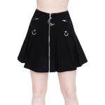 ks1148_mini-jupe-gothique-glam-rock-plissee-kristen-noir