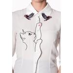 bnbl1308whtbb_chemisier-pin-up-retro-50-s-rockabilly-glam-chic-snow-bird-chat-kitty