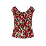 ps6632bb_top-tee-shirt-rockabilly-pin-up-retro-50-s-strawberry-sundae