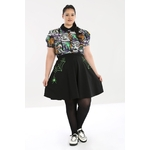 ps50069gbb_mini-jupe_gothique_psychobilly_gothabilly_miss-miffet-vert