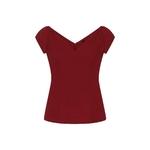ps60059burbbbbbb_top-tee-shirt-rockabilly-pin-up-retro-50-s-petunia-bordeaux