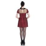 ps4752b_mini-robe-gothique-glam-rock-lilith-ecossais