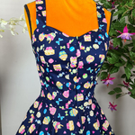 BEDR015b_Robe_Pinup_Retro_50s_Rockabilly_swing-candy-party